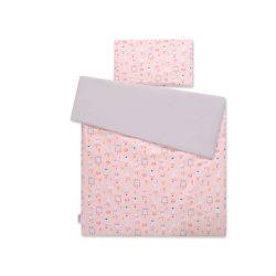 Gyerek-és ovis ágynemű huzat - Balerina nyuszik rózsaszín