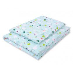 Gyerek-és ovis ágynemű huzat - Láma