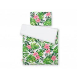 Gyerek-és ovis ágynemű huzat - Trópusi virágok
