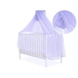 Harmony baldachin babaágyhoz - Lila