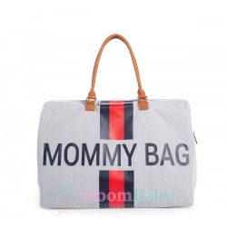 Exclusive táska anyukáknak - Mommy Bag szürke Tommy