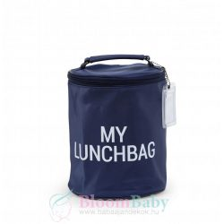Exclusive gyerek uzsonnás táska - My LunchBag kék