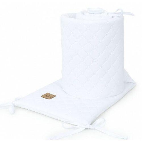 Dreamy steppelt velvet rácsvédő - Fehér