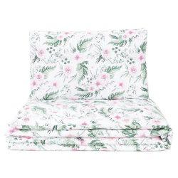 Junior ágynemű huzat - Rózsakert