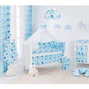 Dreamy babaszoba mennyezeti lámpa - Kék elefántok