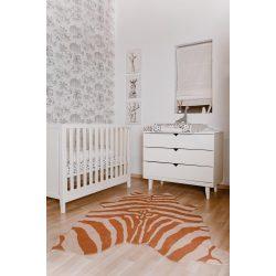 Exclusive baba-és gyerekszoba szőnyeg - Nude zebra