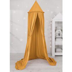 Harmony óriás baldachin - Méz sárga