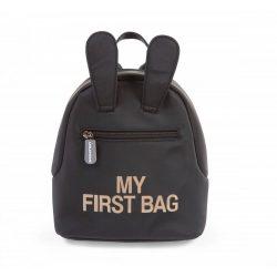 Exclusive gyerek hátizsák - My First Bag fekete