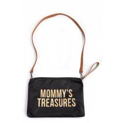 Exclusive táska clutch anyukáknak - Fekete