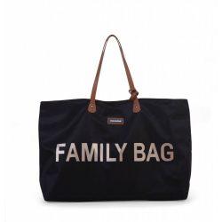 Exclusive táska anyukáknak -Family bag fekete