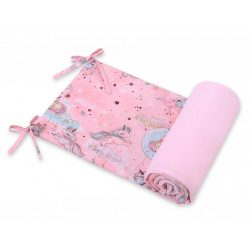 Harmony rácsvédő - Unikornis rózsaszín
