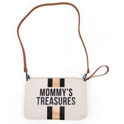 Exclusive táska clutch anyukáknak - Bézs-arany