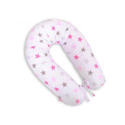 Harmony kismama terhes párna - Rózsaszín csillagok