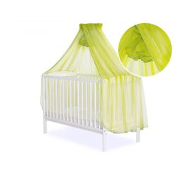 Baldachin babaágyhoz - Zöld