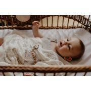 Best bambusz kötött takaró - Bézs
