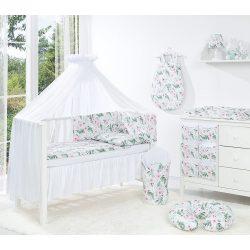 Dreamy 5 részes babaágynemű - Rózsakert