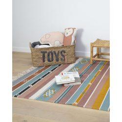 Exclusive baba-és gyerekszoba szőnyeg - Multicolor
