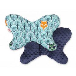 Harmony pillangó párna - Erdő állatai