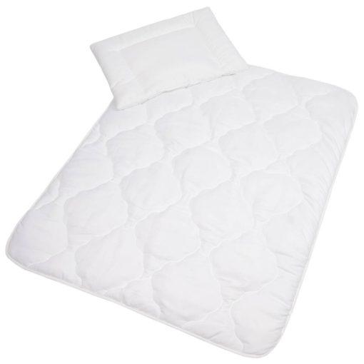 Dreamy anti-allergén pamut paplan és párna töltet 90x120 cm - Zöld