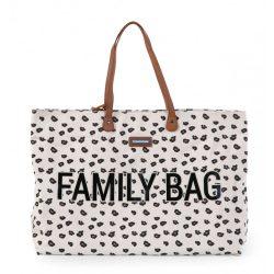 Exclusive táska anyukáknak -Leopárd