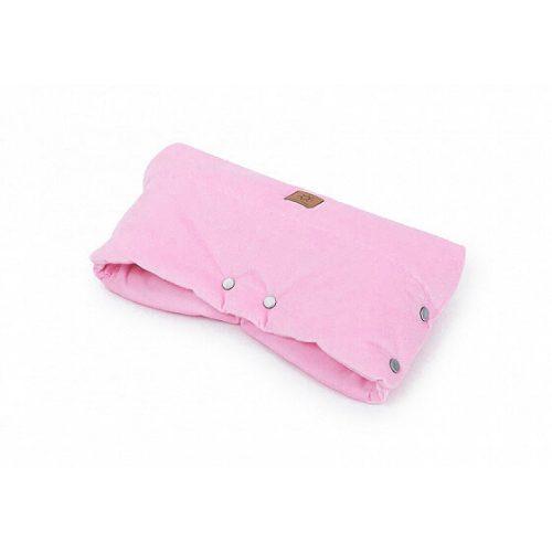Dreamy babakocsi kesztyű - Rózsaszín velvet