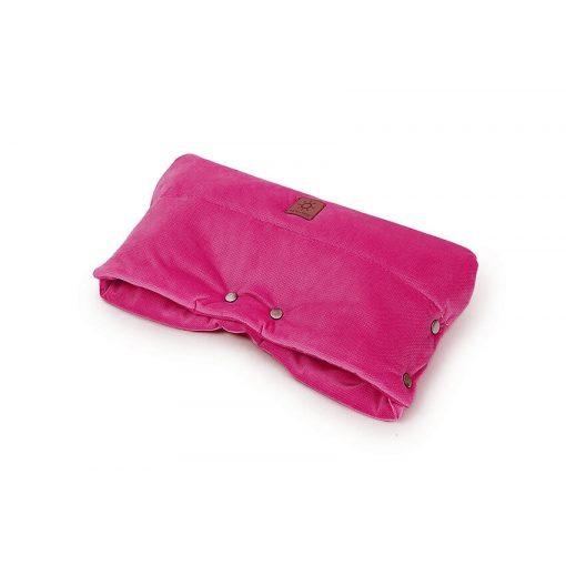 Dreamy babakocsi kesztyű - Cseresznye velvet