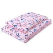 Harmony babaágynemű 2 részes huzat - Álomfogó rózsaszín