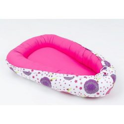 Dreamy babafészek - Pitypang pink