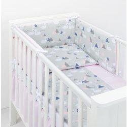 Dreamy rácsvédő - Csillagfény rózsaszín