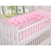 Harmony babaágynemű 2 részes huzat - Rózsaszín