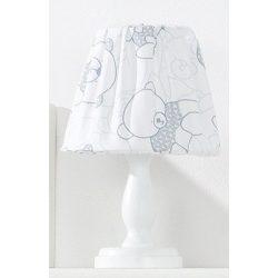 Babaszoba éjjeli lámpa - Maci szürke