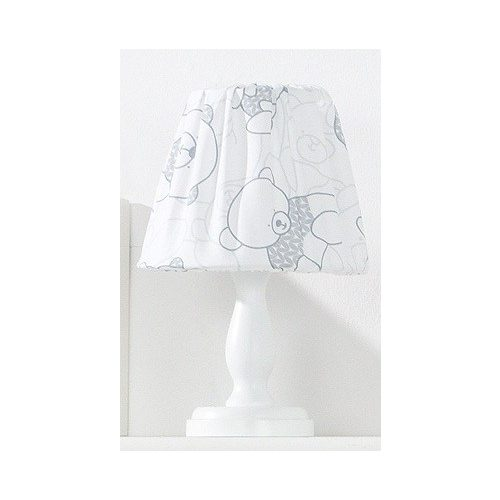 Dreamy babaszoba éjjeli lámpa - Maci szürke