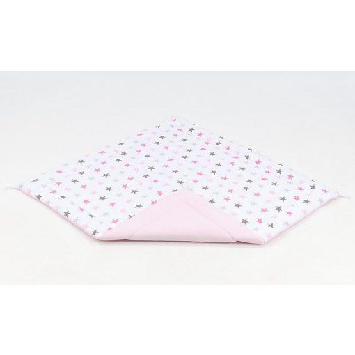 Dreamy játszószőnyeg - Rózsaszín csillagok