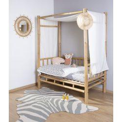 Exclusive baba-és gyerekszoba szőnyeg - Grey zebra