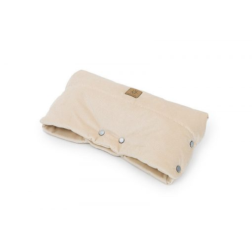 Dreamy babakocsi kesztyű - Bézs velvet