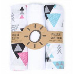 Dreamy muszlin textil pelenkacsomag - Indián élet variáció