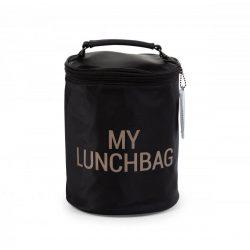 Exclusive gyerek uzsonnás táska - My LunchBag fekete