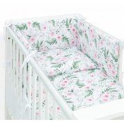 Dreamy 3 részes 90x120cm babaágynemű szett - Rózsaskert