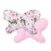 Harmony pillangó párna - Rózsakert