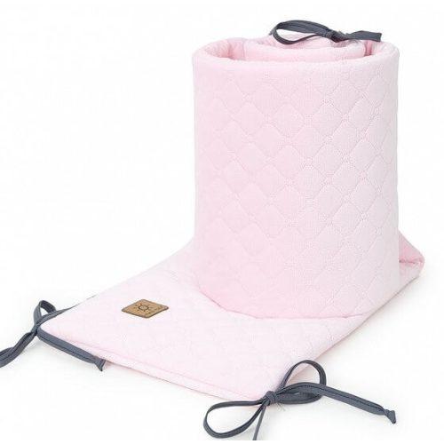 Rácsvédő - Pasztell színű steppelt bársonyos velvet