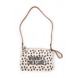 Exclusive táska clutch anyukáknak - Leopard