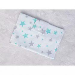 Csillagok szürke egészségügyi kiskönyv borító