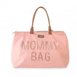 Exclusive táska anyukáknak - Mommy Bag pink réz
