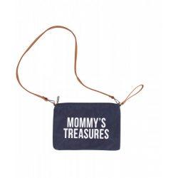 Exclusive táska clutch anyukáknak - Kék