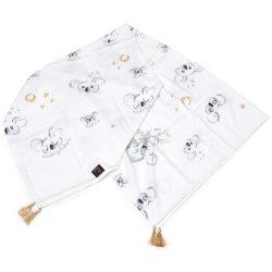 Basic bambusz takaró 110x120cm - Koalák