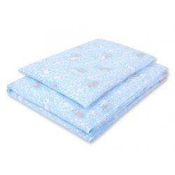 Harmony babaágynemű 2 részes huzat - Nyuszik kék