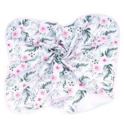 Dreamy muszlin babatakaró - Rózsakert