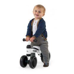 Exclusive kisgyermek lábbal hajtós kerékpár - Fehér