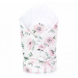 Dreamy pólya - Virágok ekrü