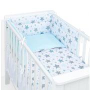 Dreamy 3 részes babaágynemű - Csillagmix menta